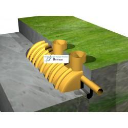 Oczyszczalnia Drenażowa 2 - komory z filtrem